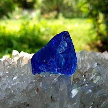 Elestial Starlight Sapphire 16 gram