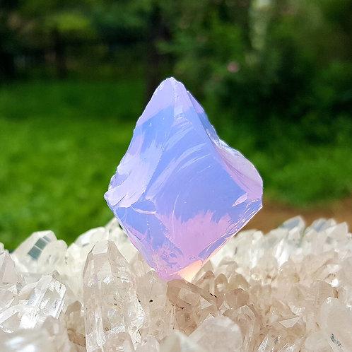 Opalised Violet Soeverein Amethyst Andara 26 gram