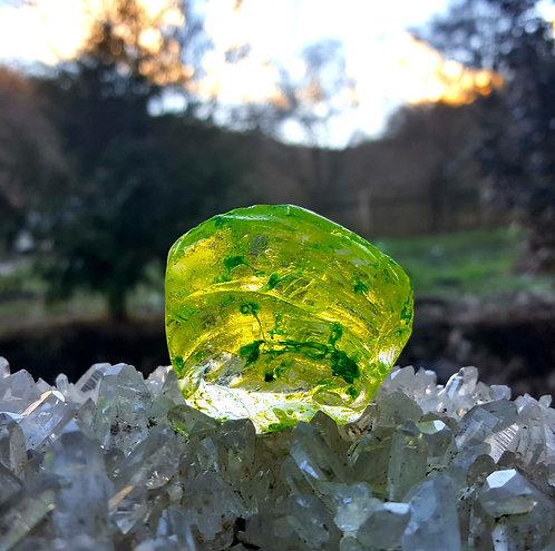 Cosmic Ice/Eternal Spring/Radium Green Andara 51 gram