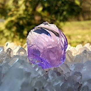 Violet Soeverein Amethyst Andara 17 gram
