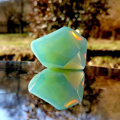 Opalised Ethereal Mint Andara 29 gram