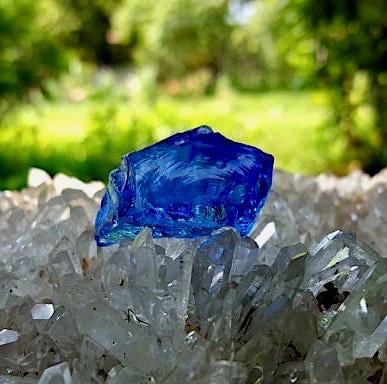 Elestial Starlight Sapphire 16 gram B