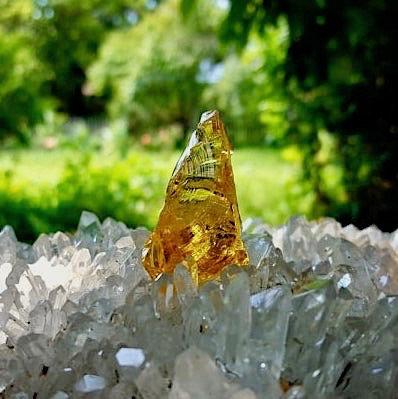 Lemurian Amber Andara 15 gram A