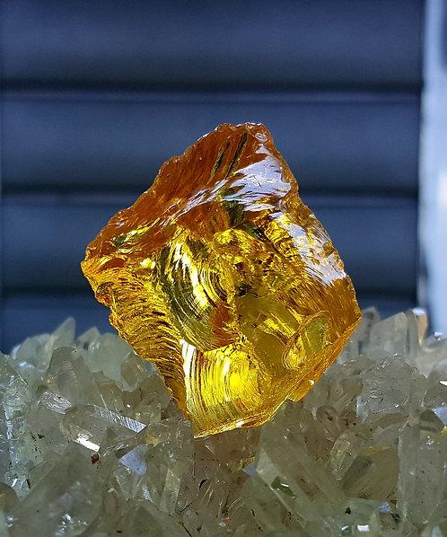 Lemurian Amber Andara 17 gram A