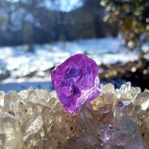 Violet Soeverein Amethyst Andara 27 gram