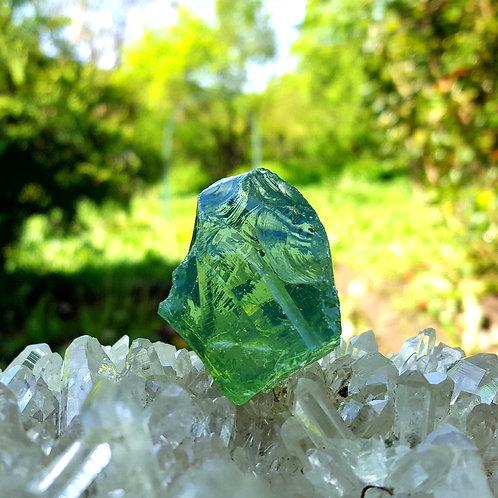 Opalised Ethereal Mint Andara 44 gram