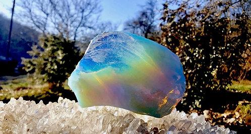 Opalised Cosmic Ice Andara 735 gram