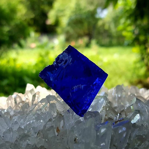 Elestial Sapphire Andara 19 gram