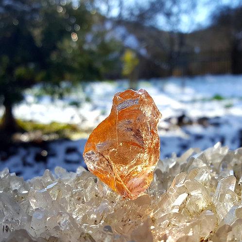 Lemurian Ethereum Gold Andara 19 gram