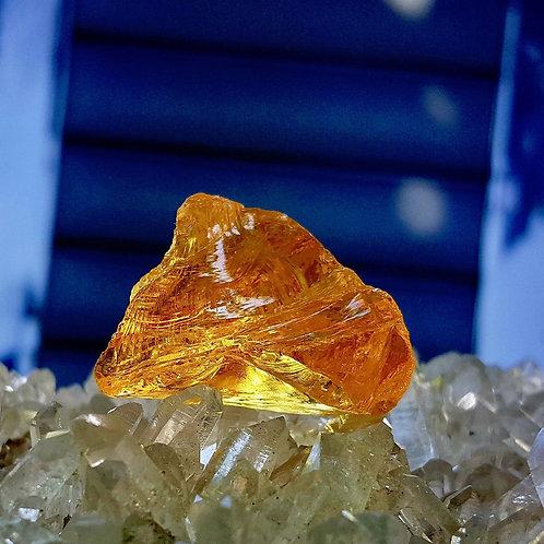 Lemurian Amber Andara 17 gram B