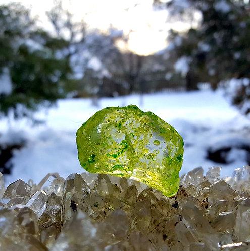 Cosmic Ice/Eternal Spring/Radium Green Andara 33 gram A