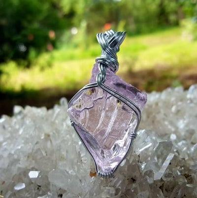 Celestial Heart Wrap Andara Hanger 32 gram