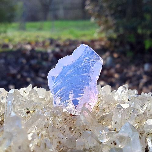 Opalised Violet Soeverein Amethyst Andara 13 gram