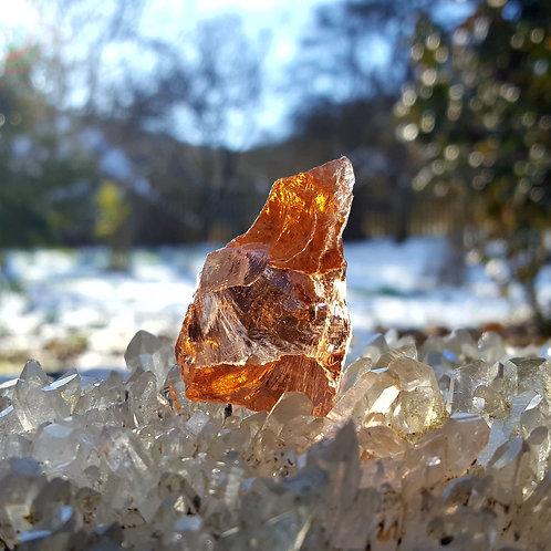 Lemurian Ethereum Gold Andara 21 gram