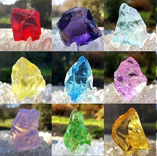 Andara Kristallen