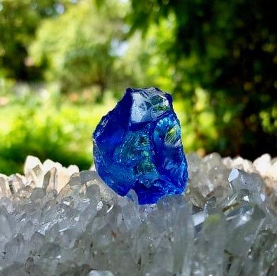 Elestial Starlight Sapphire Andara 15 gram