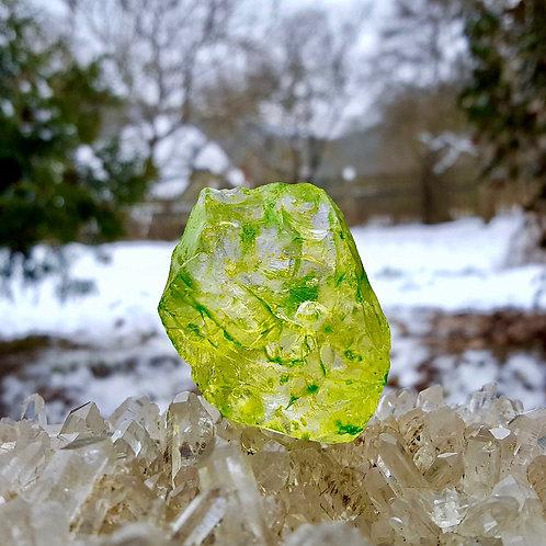 Cosmic Ice/Eternal Spring/Radium Green Andara 61 gram