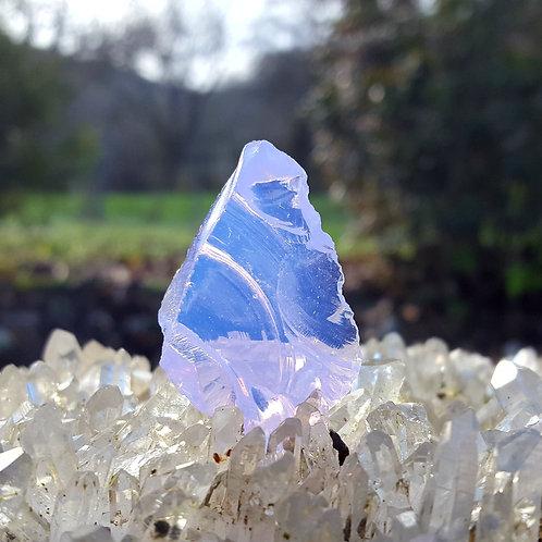 Opalised Violet Soeverein Amethyst Andara 10 gram