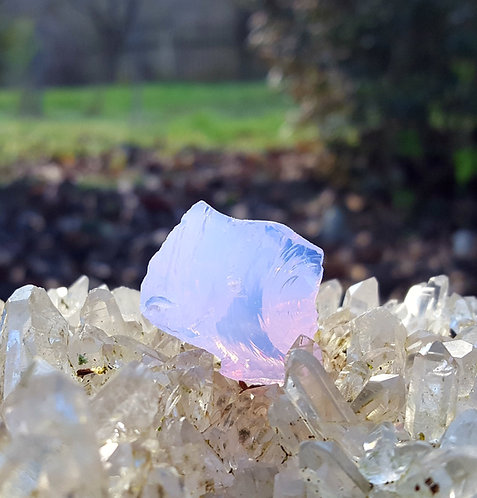 Opalised Violet Soeverein Amethyst Andara 10 gram A