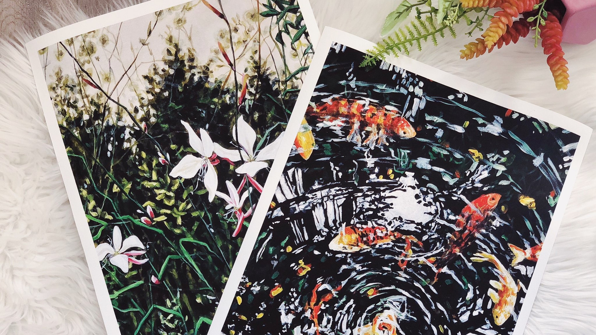 Fine Art Prints on Canvas