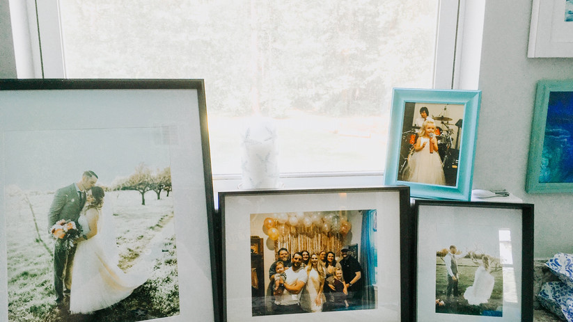 Photos on Premium Satin Luster