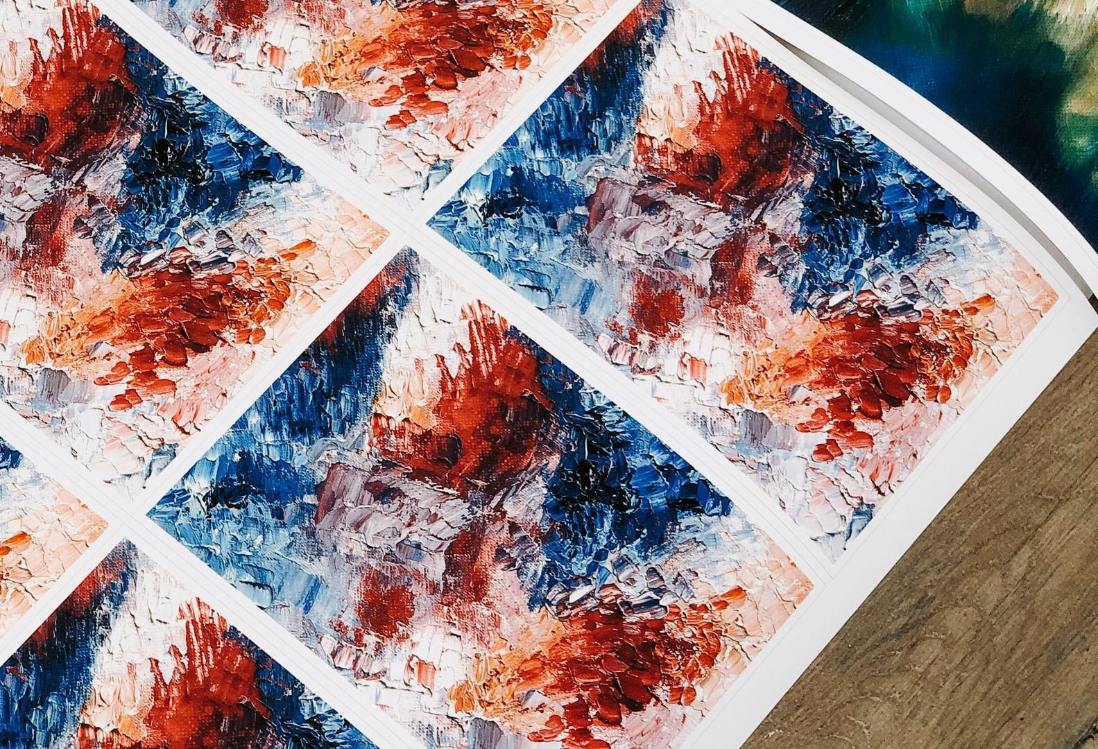 Fine Art Prints on Heavyweight Matte