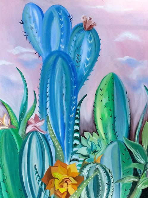 Cacti 2 Print