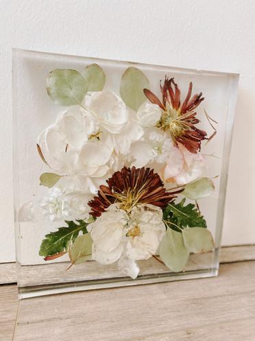 10x10 Custom Bouquet Square