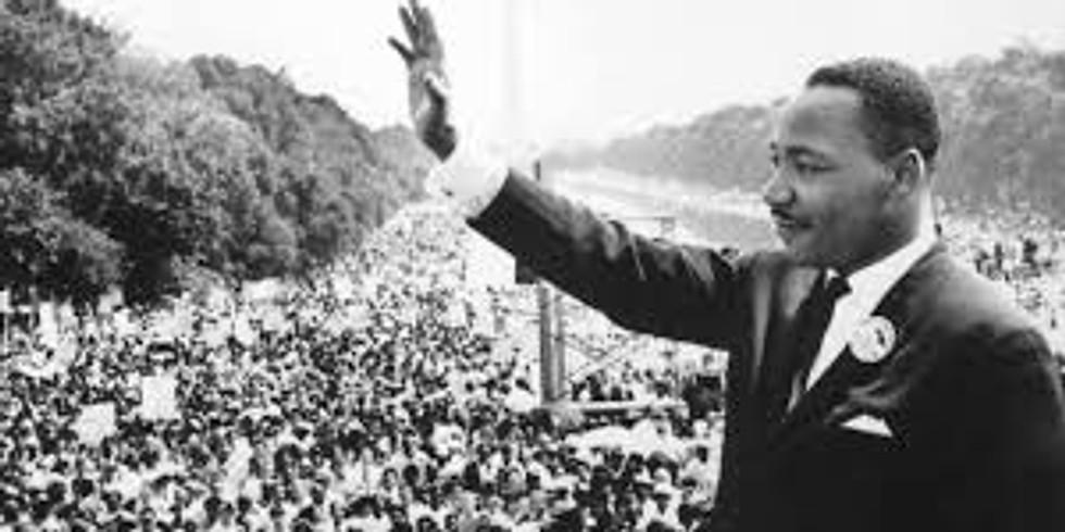 Let's discuss MLK's Nobel Prize Acceptance Speech (1964)