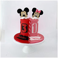 Minnie and Mikey Cake.JPG