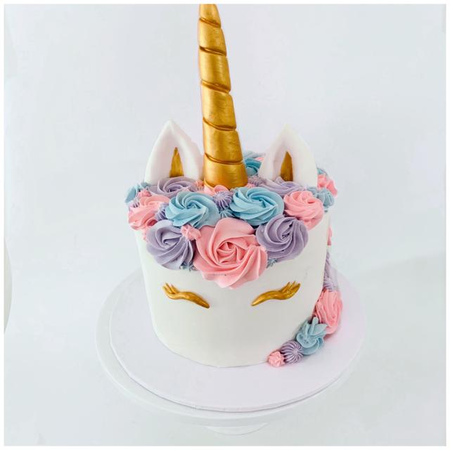 Unicorn - pastel colours