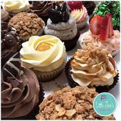 A mixed box of cupcakes...jpg