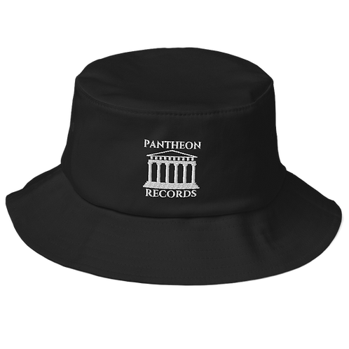 Pantheon Old School Bucket Hat