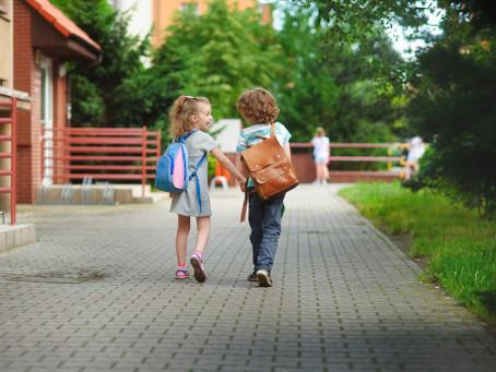 1 september, 8u30 - Over de eerste schooldag en schoolrijpheid