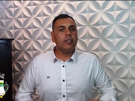 Prefeito Alex Contini Fala Sobre Decretos
