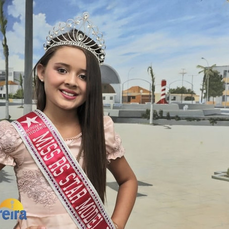 Cidreira tem Miss Star Model 2021