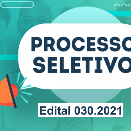 Processo Seletivo nº 20/2021