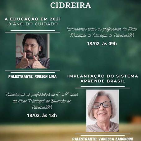 Sistema de Ensino Aprende Brasil