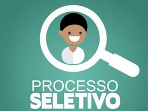 Homologação das inscrições do Processo Seletivo 039/2021