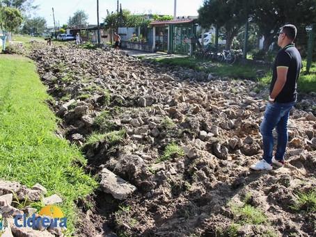 Prefeitura Inicia Revitalização de Rua