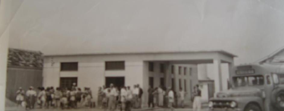 Rodoviária de Cidreira - 1940