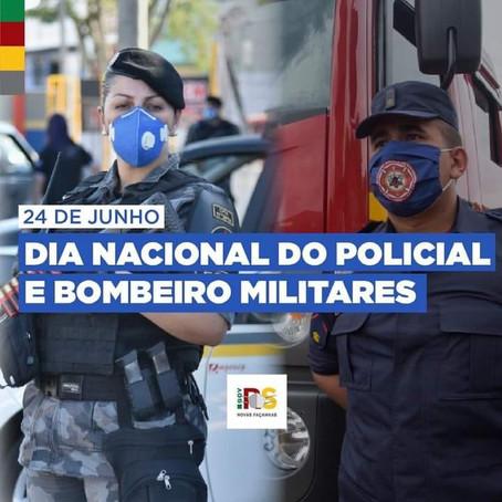 Dia nacional do Policial e Bombeiro Militar