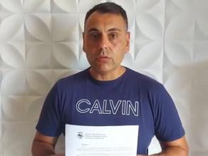Prefeito Alex Contini fala sobre novo decreto