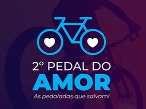 Cidreira na rota do 2º Pedal do Amor