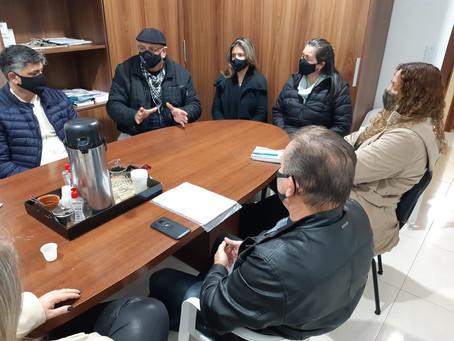 Reunião do ComCultura na Câmara de Vereadores