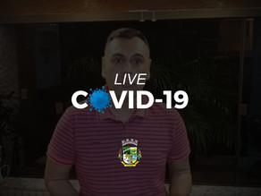 Live Prefeito Alex Contini