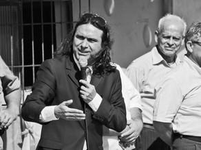 Luto Oficial de três dias pelo falecimento do Sr. Roberto César Pires Camargo