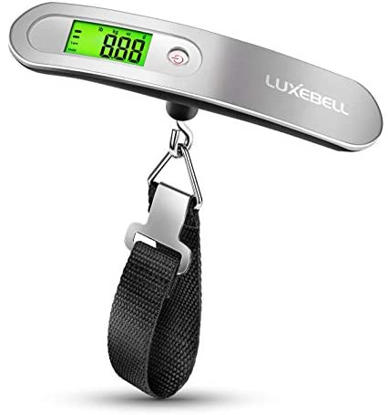 Báscula digital para equipaje LuxeBell