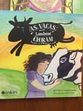 Ilustrações do livro As Vacas tambem cho