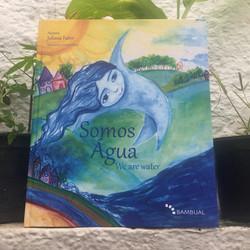 Livro Somos àgua, 2019